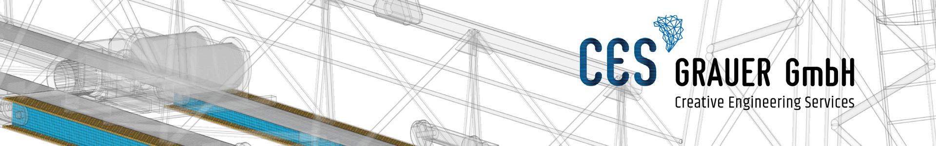 CES Grauer Hausmesse – Konstruktion und Simulation